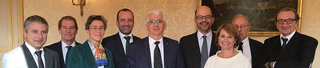 Membres du Conseil Administration CNCFA